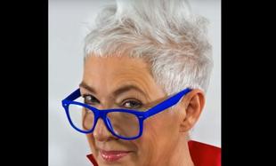 Świetne fryzury dla starszych kobiet