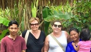 Blondynki na Bali - część 1