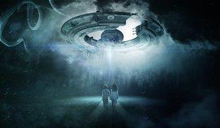 Biblia, UFO i obcy