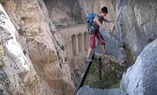 El Caminito del Rey - najtrudniejszy szlak pieszy na świecie