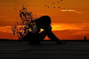 Anoreksja to samotność