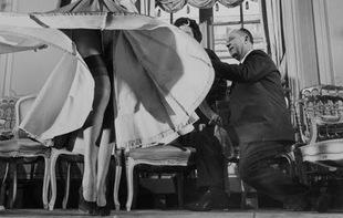 Christian Dior i trudne początki