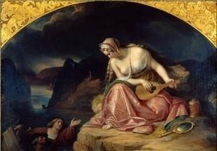 Lorelei, córka Renu - nimfa czy bogini śmierci?