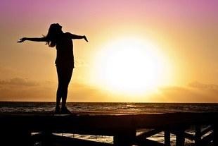Więcej słońca to lepszy nastrój i większa radość życia