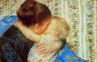 Matki i córki - niezwykłe malarstwo  Mary Cassatt
