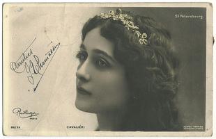 Lina Cavalieri - sopranistka, która stała się pin-up girl i ikoną designu