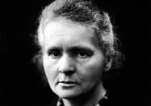 Skłodowska-Curie najbardziej wpływową kobietą w historii