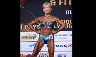 Janice - 75 letnia kulturystka zdradza swój sekret!