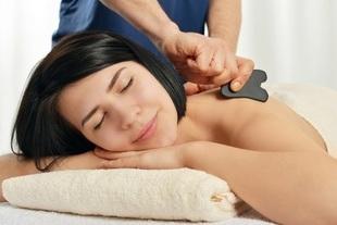 Akupunktura - alternatywa dla masażu?