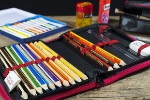 Co powinno znaleźć się w szkolnym piórniku?