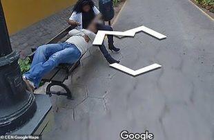 Rozwiódł się z żoną, jak zobaczył ją z kochankiem na mapach Google