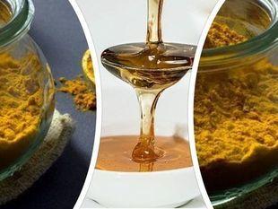 Złoty miód - leczy, odchudza, pomaga na zmiany skórne