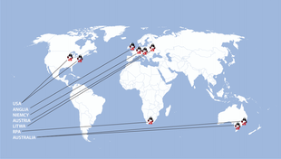Tropem Wilczym pobiegnie cała Polska i kawał świata! Jest już 360 miast na różnych kontynentach!