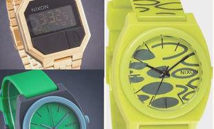 Zegarki Nixon – co to za firma i dlaczego warto na nią postawić?