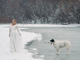Zimowa sesja ślubna – dlaczego warto?
