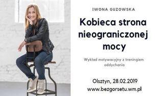 Spotkaj się z mistrzynią, przyjdź na warsztat z Iwoną Guzowską!