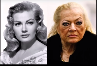 Gwiazdy XX wieku. Jak wyglądały na starość?