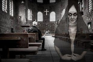 Molestowane zakonnice kościoła katolickiego