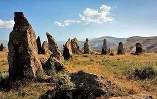 Karahundż - Stonehenge w Armenii