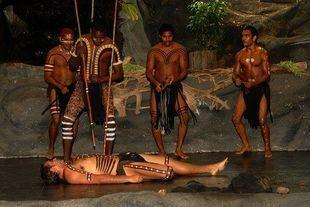 Aborygeni - Ludzie Prawdziwi
