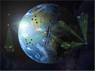 Po orbicie krąży 750 mln kosmicznych śmieci mogących uniemożliwić dalszą eksplorację kosmosu