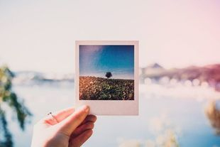 Odbitki w stylu Polaroida - jak je zrobić?