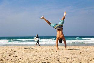 Ludzie aktywni fizycznie mają w sobie więcej entuzjazmu