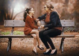 Szczera rozmowa buduje więź matki z córką
