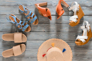 Sandały damskie – jaki model jest idealny dla ciebie?