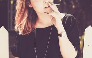 Zdjęcie zniszczonego płuca nie odstraszy palacza