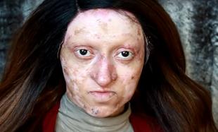 Moc makijażu - 32 letnia Assya przechodzi przemianę