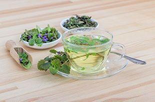 Napar ziołowy oczyszczający drogi moczowe