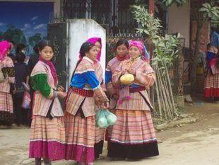 Wietnamski jarmark miłości