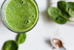 Zielone koktajle dla zdrowia