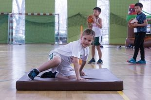Piąty sezon Legia Basket Schools. Treningi koszykarskie dla najmłodszych