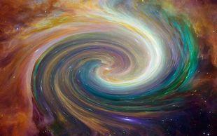 Dialog z przestrzenią: wibracje liczb