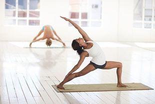 Joga - sposób na zdrowe życie