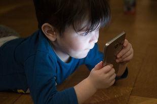 Epidemia bezruchu wśród dzieci