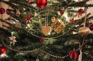 Jak przystrojona choinka stała się symbolem świąt