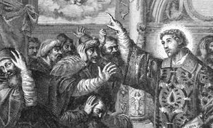 26 grudnia - Św. Szczepana