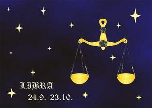 Horoskop 2020 - Waga