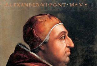 Diabeł na papieskim tronie?