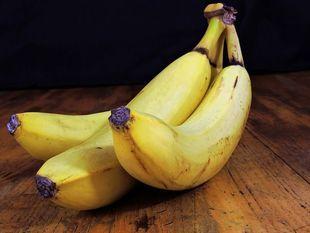 W końcówce banana kryją się pasożyty?