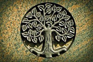 Drzewo Życia - symbol nieśmiertelności