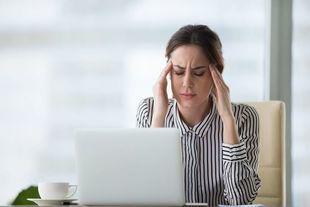 Gdy migrena nie pozwala pracować