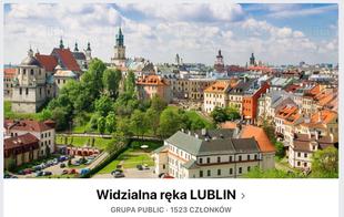Solidarność w czasie epidemii. W Lublinie powstała grupa Widzialna Ręka