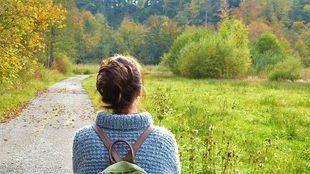 Pochwała chodzenia - uzdrawia, redukuje stres