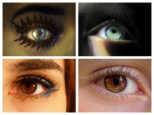 Dieta zgodna z kolorem oczu