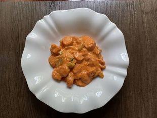 Parówki w sosie pomidorowym - twoje dziecko pokocha to danie!