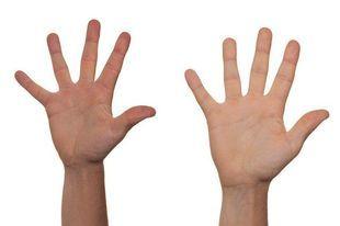 Tajniki chiromancji - jak czytać mniejsze linie na dłoniach?